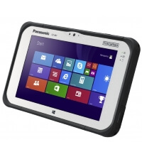 Robuste Tablet PC / Notebook