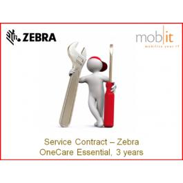 Zebra ET5X - 3 Jahre Zebra OneCare Essential