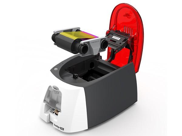 Evolis Badgy200 | Card Printer - Kartendrucker - Imprimante cartes | mobit.ch