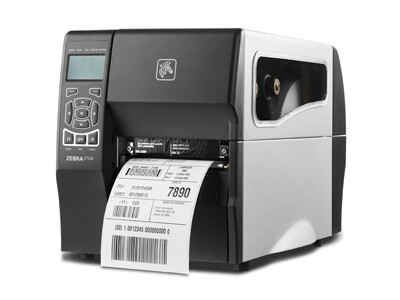 Zebra ZT230 Label Printer, Etikettendrucker, Imprimante d'étiquettes | mobit.ch