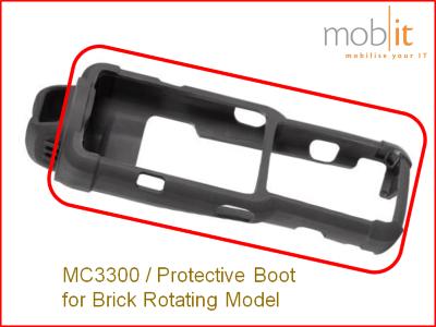 Zebra MC3300 Protective Boot for Brick Rotating Model | ☎ 044 800 16 30 | mobit