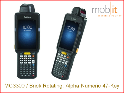 Zebra MC9300 Mobile Computer | Rotating 47-Key | ☎ 044 800 16 30 | mobit