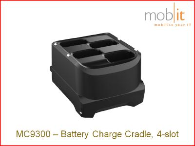 Zebra MC9300 Cradle | SAC-MC93-4SCHG-01 | ☎ 044 800 16 30 | mobit