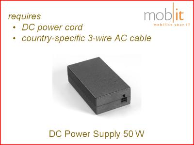 Zebra Mobile Computer Power Supply 50W | PWR-BGA12V50W0WW | ☎ 044 800 16 30 | mobit