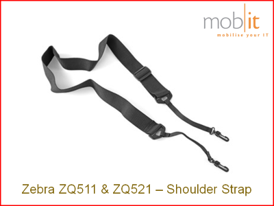 Zebra ZQ500 Shoulder Strap | P1051921 | ☎ 044 800 16 30, info@mobit.ch