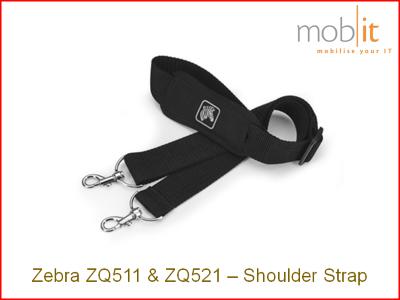 Zebra ZQ500 Shoulder Strap | P1063406-035 | ☎ 044 800 16 30, info@mobit.ch