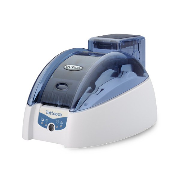Evolis Tattoo2 RW Card Printer - Kartendrucker - Imprimante cartes   ☎ 044 800 16 30   mobit