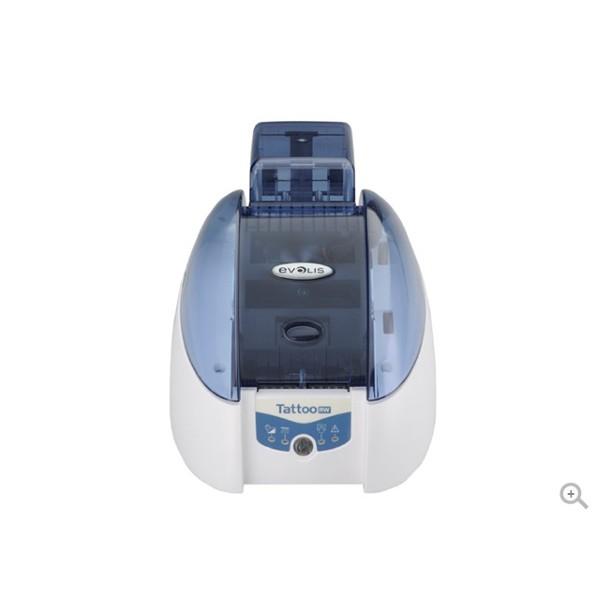 Evolis Tattoo2 RW Card Printer; Kartendrucker; Imprimante cartes   ☎ 044 800 16 30   mobit