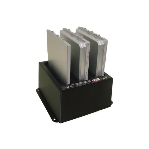 Panasonic 3-Bay Batterieladegerät PCPE-LNDG1CG | ☎ 044 800 16 30 | mobit