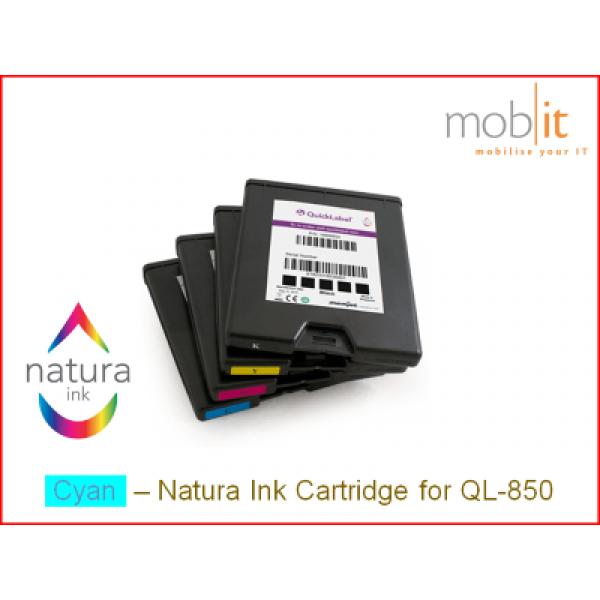 AstroNova QuickLabel Ink Cartridge Cyan for QL-850 | ☎ 044 800 16 30 | mobit