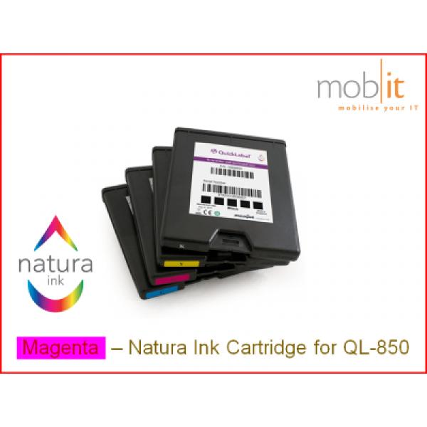 AstroNova QuickLabel Ink Cartridge Magenta for QL-850 | ☎ 044 800 16 30 | mobit