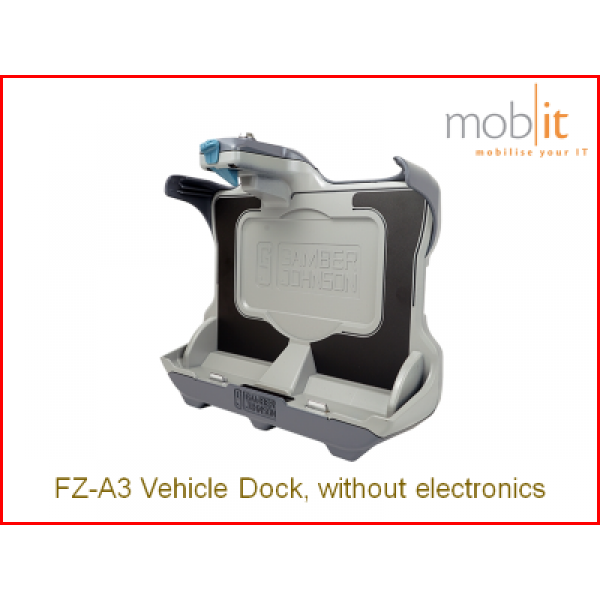 Panasonic Toughbook FZ-A3, Vehicle Dock without electronics | ☎ +41 44 800 16 30, info@mobit.ch