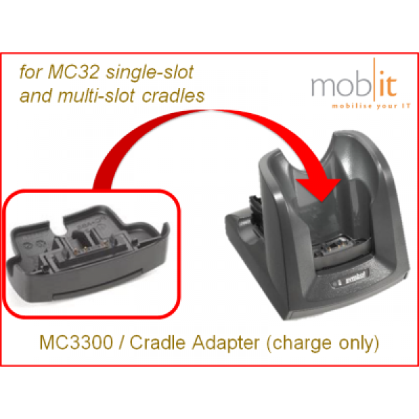 Zebra MC3300 Mobile Computer | Cradle Adaper (MC32) | mobit.ch