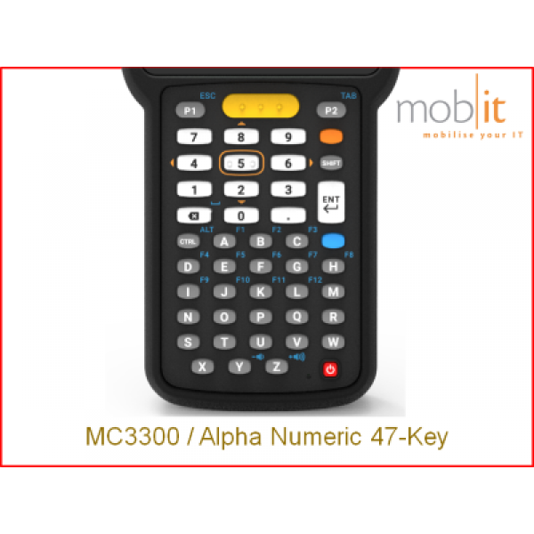 Zebra MC9300 Mobile Computer | Keypad 47-Key | ☎ 044 800 16 30 | mobit