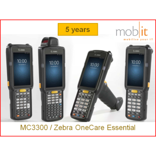 Zebra MC3300 OneCare Essential 5 years