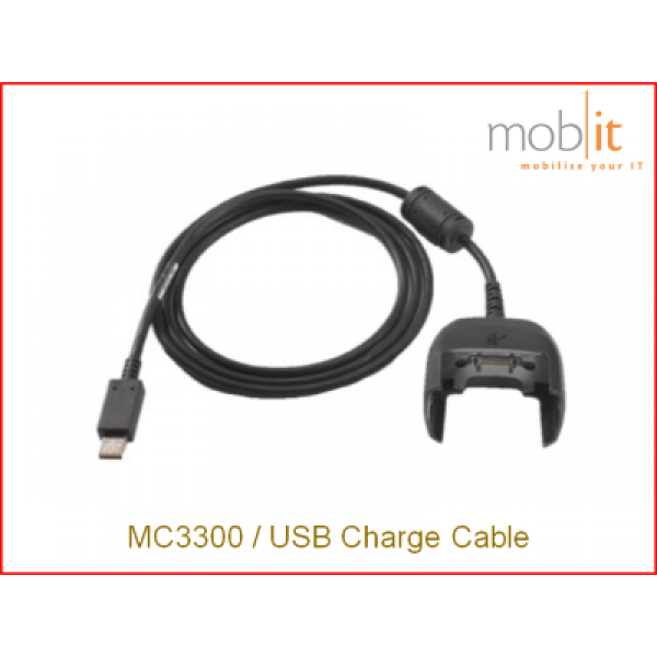 Zebra MC3300 USB Carge Cable
