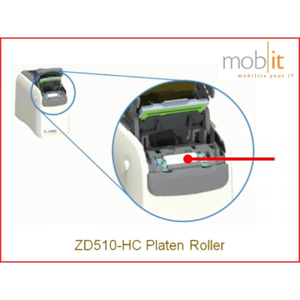 Zebra ZD510-HC   Platen Roller   ☎ 044 800 16 30   ★ info@mobit.ch