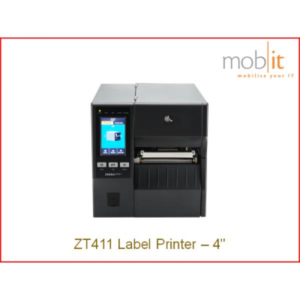 Zebra ZT411 Label Printer, Etikettendrucker, Imprimante d'étiquettes | ☎ 044 800 16 30 | mobit