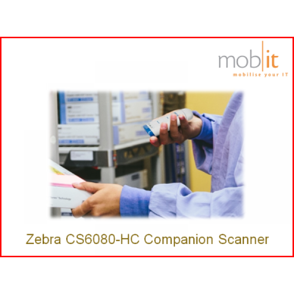 Zebra CS60-HC Companion Scanner, application 1 | ☎ 044 800 16 30, info@mobit.ch