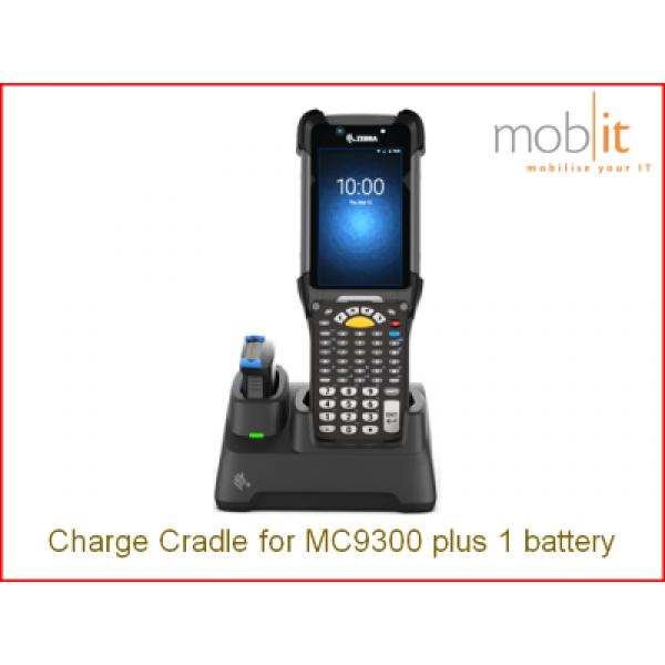 Zebra MC9300 Cradle | CRD-MC93-2SUCHG-01 | ☎ 044 800 16 30 | mobit