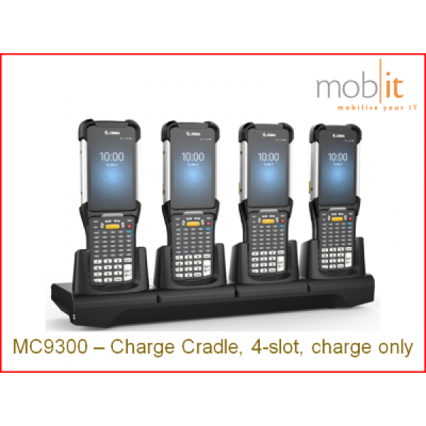 Zebra MC9300 Cradle | CRD-MC93-4SCHG-01 | ☎ 044 800 16 30 | mobit