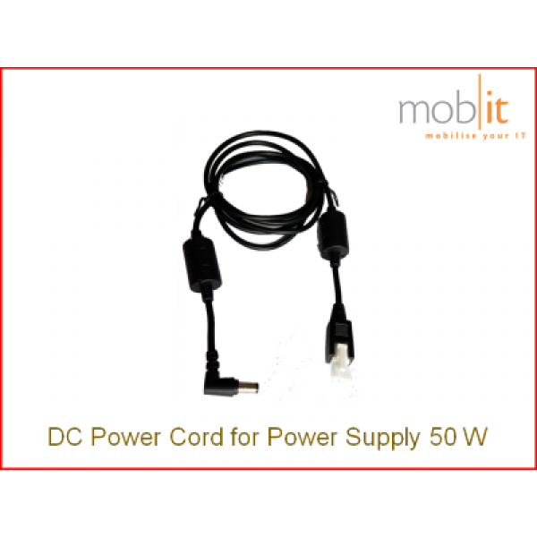 Zebra Mobile Computer Power Cord 50W | CBL-DC-388A1-01 | ☎ 044 800 16 30 | mobit
