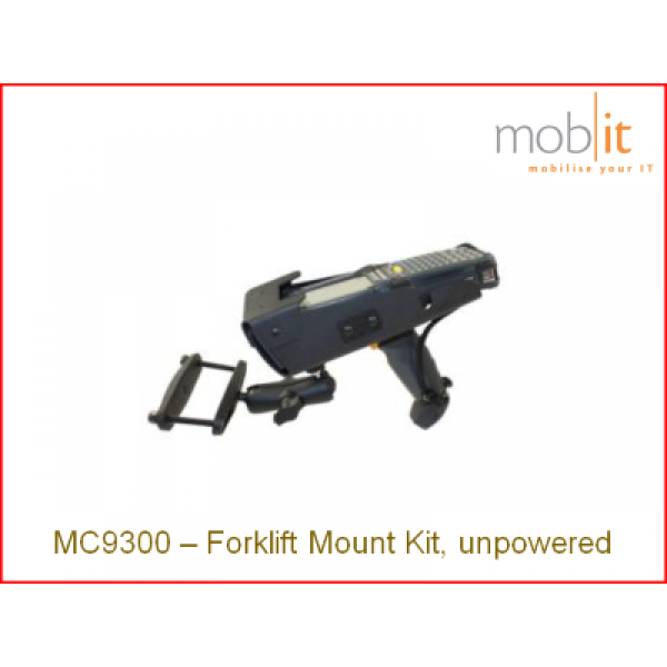 Zebra MC9300 Forklift Mount | MNT-MC93-FLCHKT-01 | ☎ 044 800 16 30 | mobit