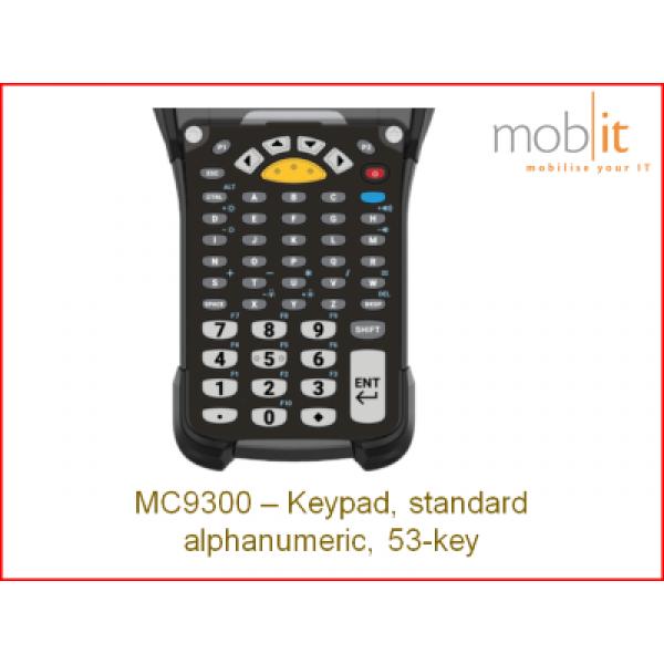 Zebra MC9300 Keypad 53 | KYPD-MC9353ANR-01 | ☎ 044 800 16 30 | mobit
