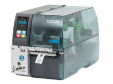 cab SQUIX 4MT Label Printer, Etikettendrucker, Imprimante d'étiquettes | ☎ 044 800 16 30 | mobit