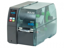 cab SQUIX 4M Label Printer, Etikettendrucker, Imprimante d'étiquettes | ☎ 044 800 16 30 | mobit.ch