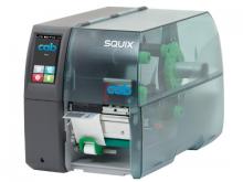 cab SQUIX 4P | Label Printer - Etikettendrucker - Imprimante d'étiquettes | mobit