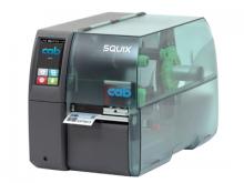 cab SQUIX 4 | Label Printer - Etikettendrucker - Imprimante d'étiquettes | mobit