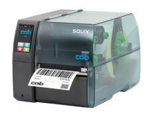 cab SQUIX 6.3 Label Printer, Etikettendrucker, Imprimante d'étiquettes, Stampante per etichette | ☎ 044 800 16 30, mobit.ch