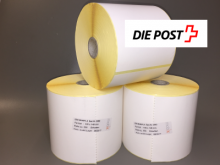 Die Post, La Poste - Labels, Etiketten, Etiquettes | ☎ 044 800 16 30 | mobit