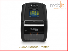 Zebra ZQ620 Mobile Printer, mobiler Drucker, Imprimante mobile | ☎ 044 800 16 30 | mobit.ch