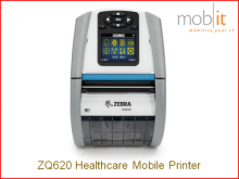 ZQ610 Healthcare Mobile Printer, mobiler Drucker, Imprimante mobile | ☎ 044 800 16 30 | mobit