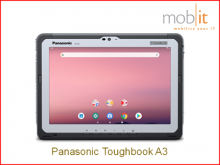 Panasonic FZ-A3 Android | ☎ 044 800 16 30 | info@mobit.ch