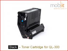 Toner Black für QL-300 Farbetikettendrucker