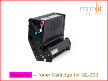 Toner Magenta für QL-300 Farbetikettendrucker