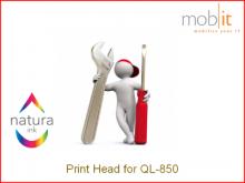 Druckkopf für QL-850 Farbetikettendrucker