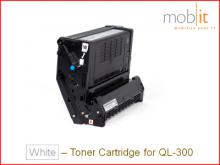 Toner White für QL-300 Farbetikettendrucker