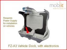 Fahrzeug-Docking für Toughbook A3