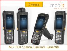 MC3300 - 5 Jahre Zebra OneCare Essential