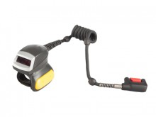 RS4000 1D Ring Scanner, mit langen Kabel zur Hüfte