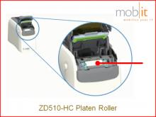 Platen Roller für ZD510