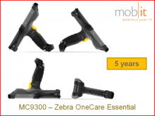 MC9300 - Zebra OnceCare Essential, 5 Jahre