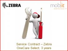 Zebra OneCare Select Healthcare, 3 Jahre