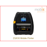 Zebra ZQ630 Mobile Printer, BT 4.x