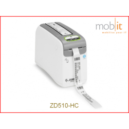 ZD510-HC Thermo-direct Wristband Printer - 300 dpi, LAN