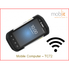 TC72 Mobile Computer, 2D Imager, WLAN, Android 8.1 GMS